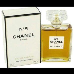 Chanel no5. 3.4oz